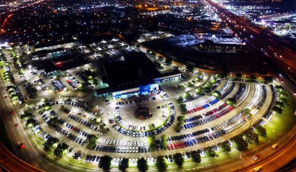 4 Questions To Consider Before You Upgrade Your Parking Lot Lighting