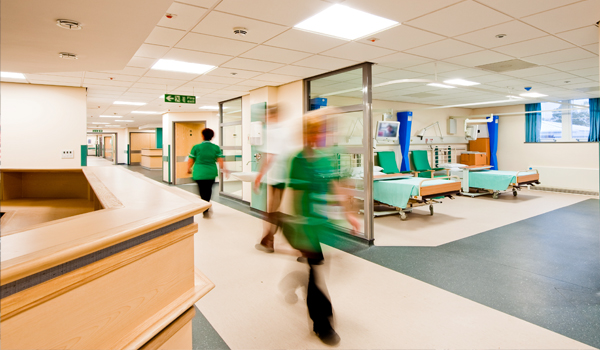 3 Ways Lighting Creates A Healing Environment For Healthcare