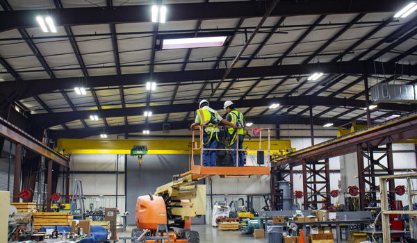 Maximizing Efficiency: Industrial LED Lighting You Should Consider