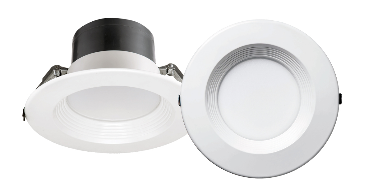US LED Launches New LED Downlight with Selectable CCT and Wattage